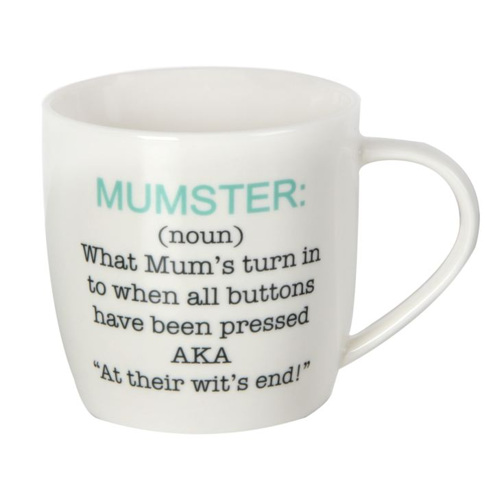 Lasting Memories Mumster: What Mums Turn Into Mug product image