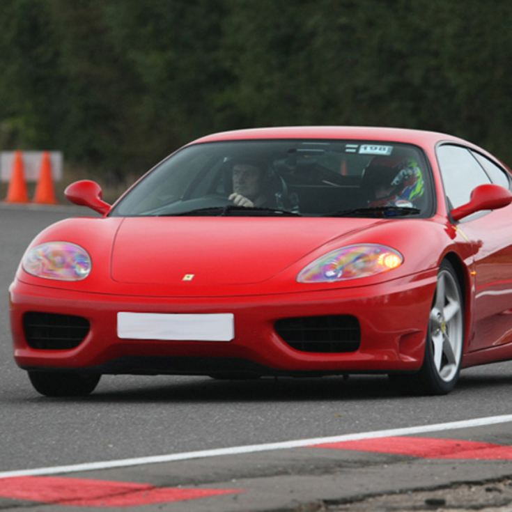 Ferrari Driving Experience product image