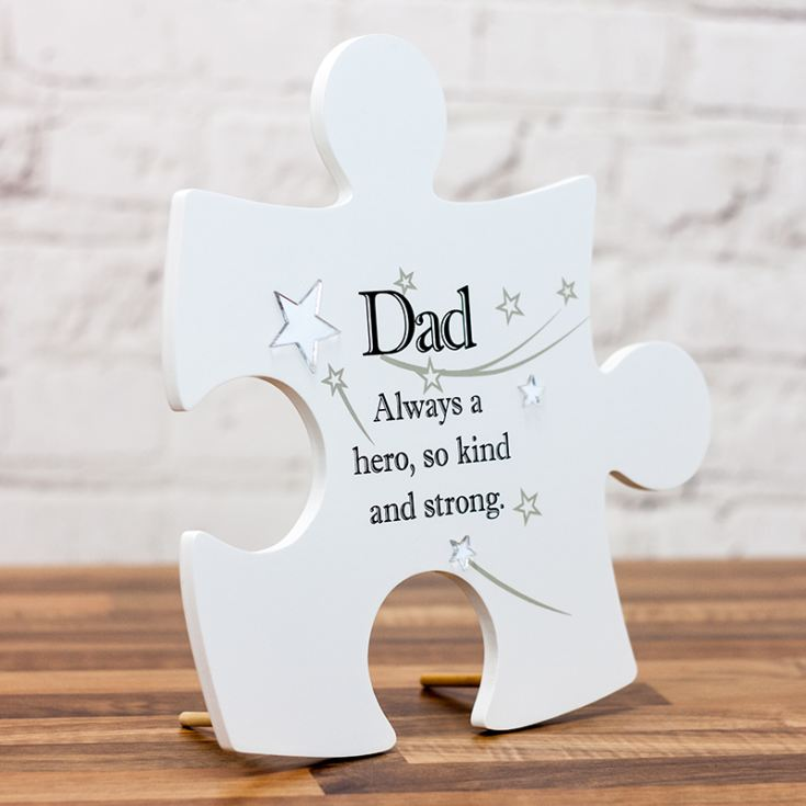 Dad Jigsaw Wall Art product image