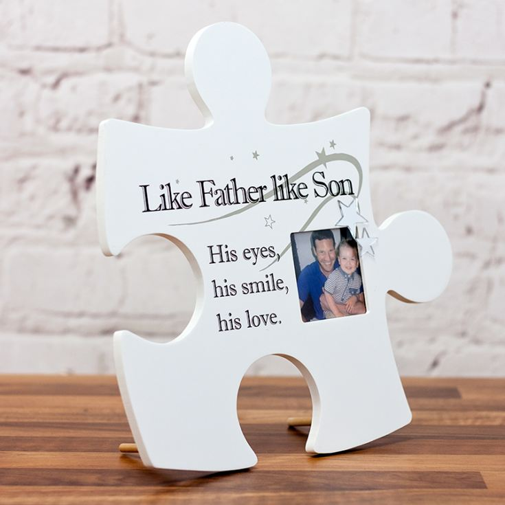 Like Father Like Son Jigsaw Wall Art product image