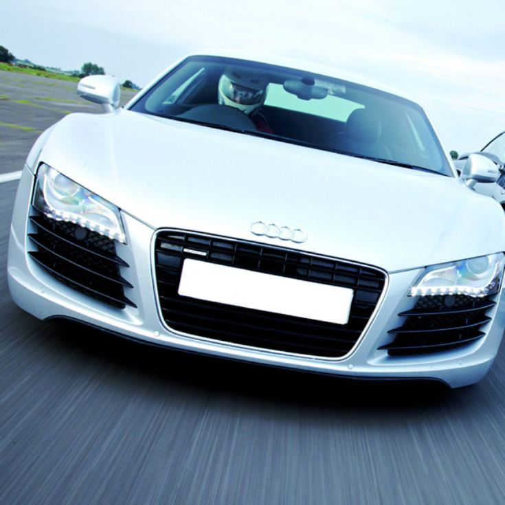 Audi R8 and Aston Martin Thrill - Weekends product image