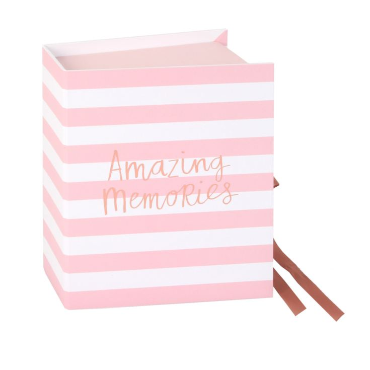 By Appointment Paperwrap Keepsake Box - Amazing Memories product image