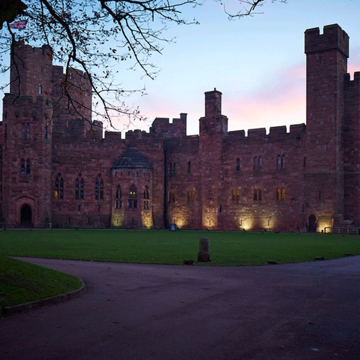 Two Night Boutique Break for Two at Peckforton Castle product image
