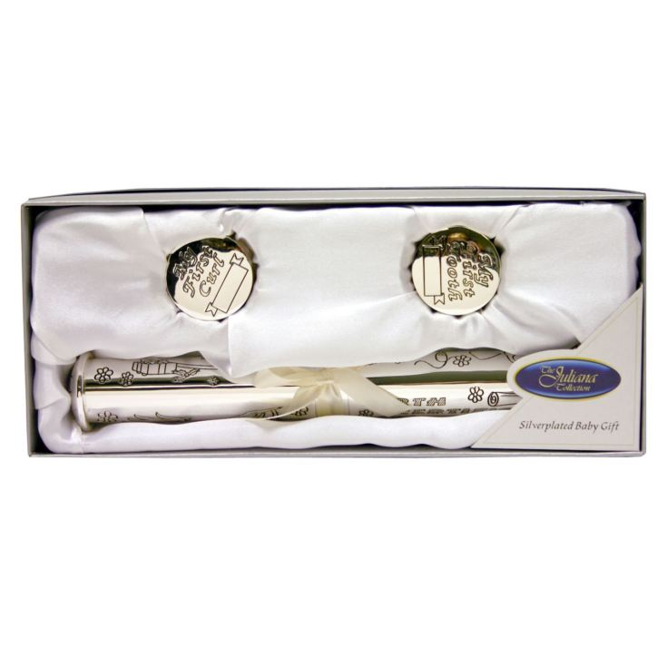 Certificate Holder & My First Tooth & Curl Set product image