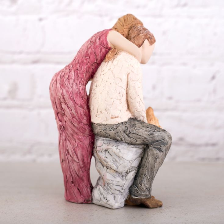 Loyal Companion Figurine - Man's Best Friend product image