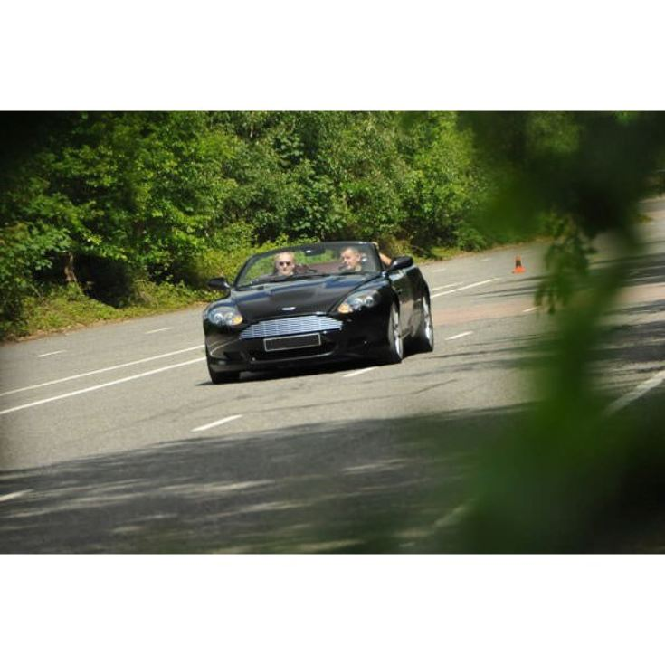 Ultimate Triple Aston Martin Driving Experience product image