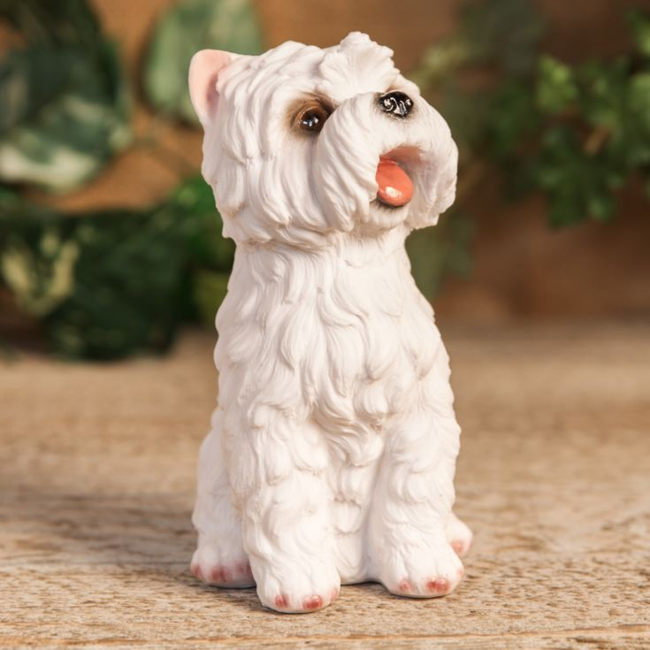 Best of Breed - West Highland Terrier Figurine product image
