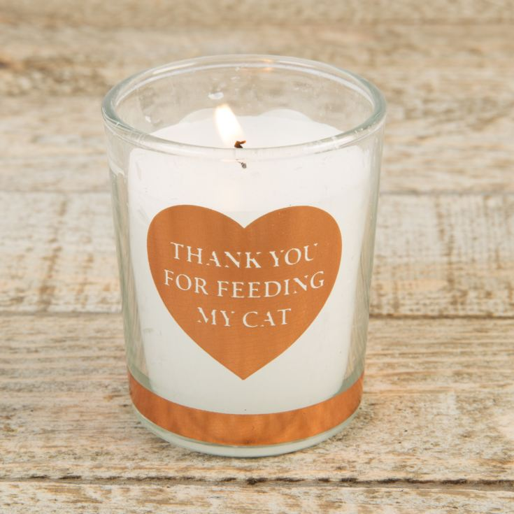Best of Breed Scented Candle - Thank You For Feeding My Cat product image