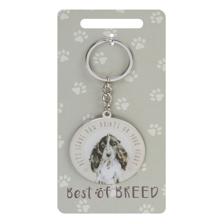 Best Of Breed Keyring - Cocker Spaniel product image