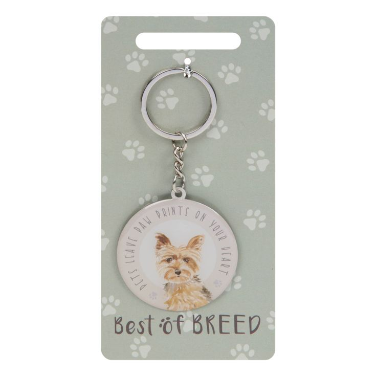 Best Of Breed Keyring - Yorkshire Terrier product image