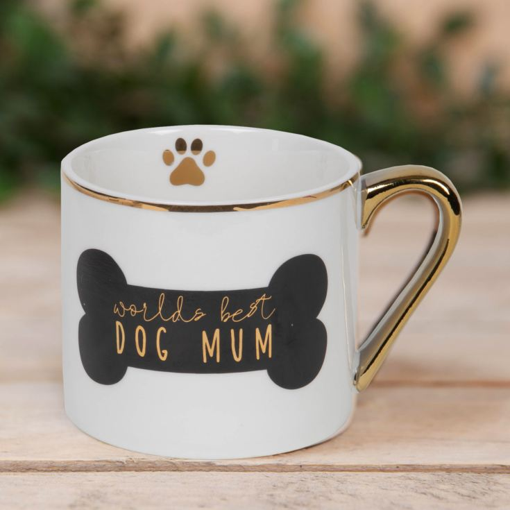 Best of Breed Deluxe New Bone China Mug - Dog Mum product image
