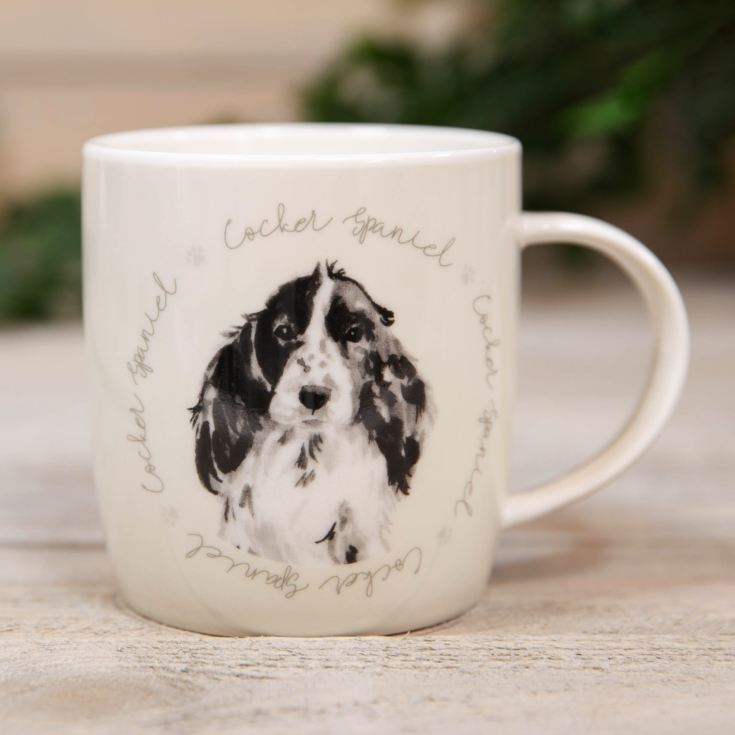 Best of Breed New Bone China Mug - Cocker Spaniel product image
