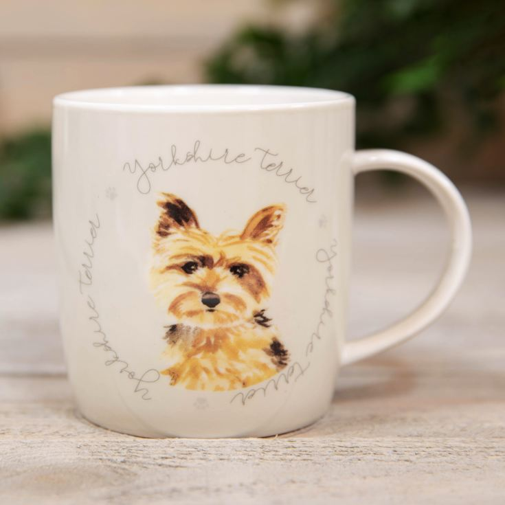 Best of Breed New Bone China Mug - Yorkshire Terrier product image