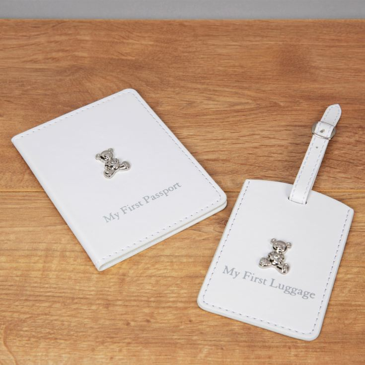 Bambino My First Passport Holder & Luggage Tag product image