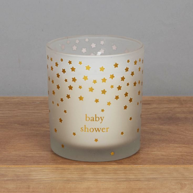 Bambino Little Star Candle 150g Cotton - Baby Shower product image