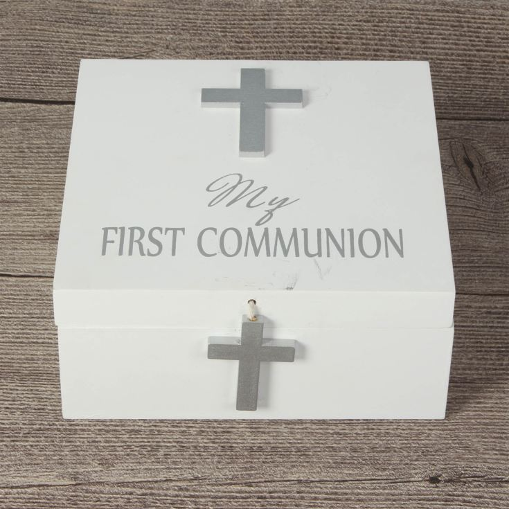 Celebrations Keepsake/Memory Box - Communion product image
