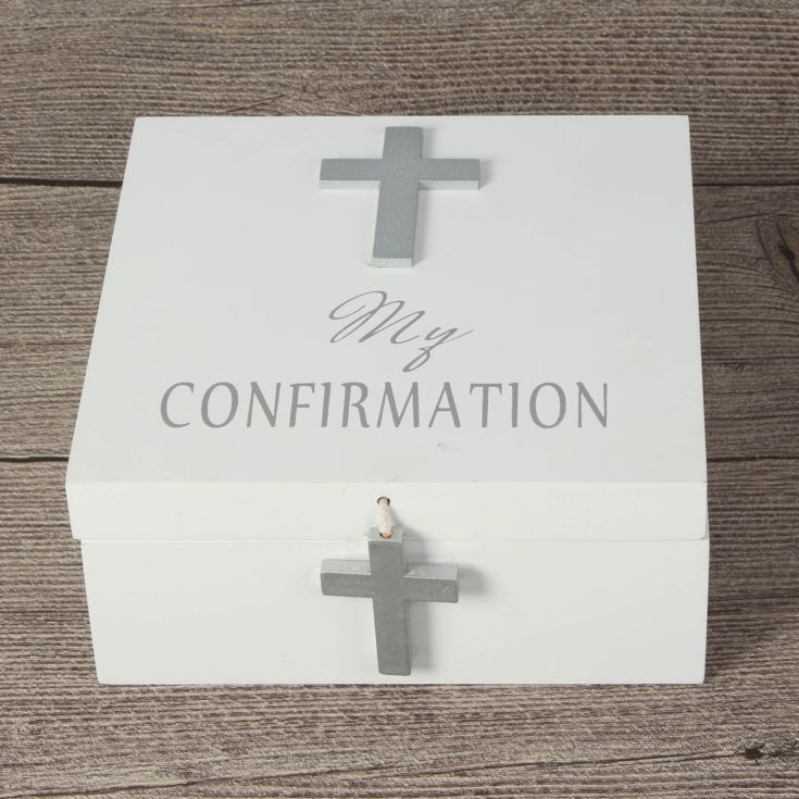 Celebrations Keepsake/Memory Box - Confirmation product image