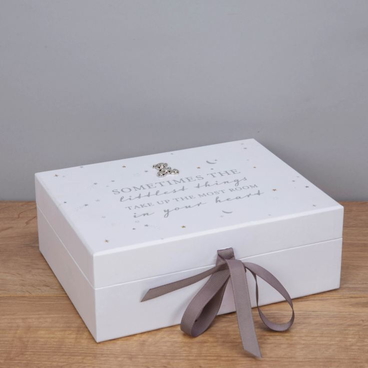 Bambino Baby Keepsake Box with Drawers product image