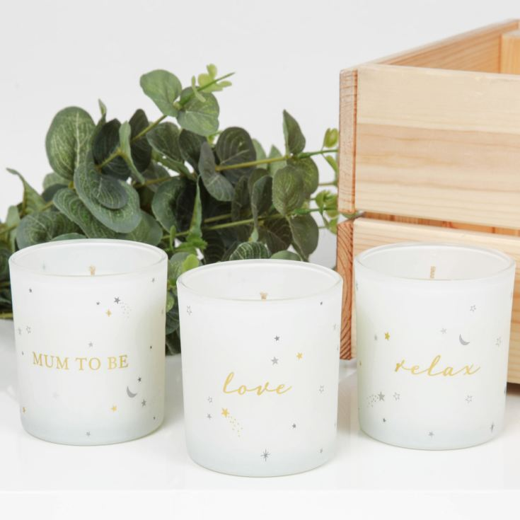 Bambino Set of 3 Candles product image