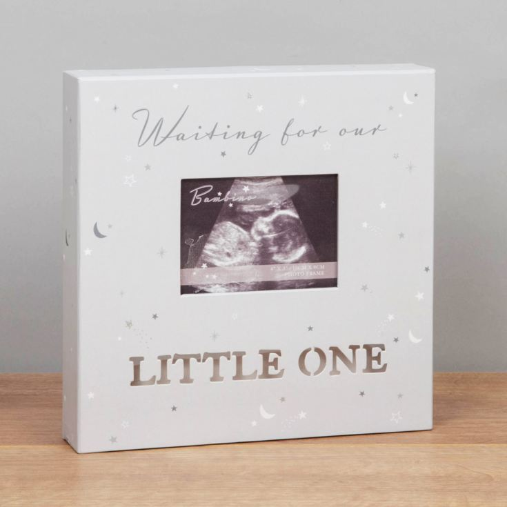 "4"" x 3"" - Bambino Light Up Scan Frame product image"