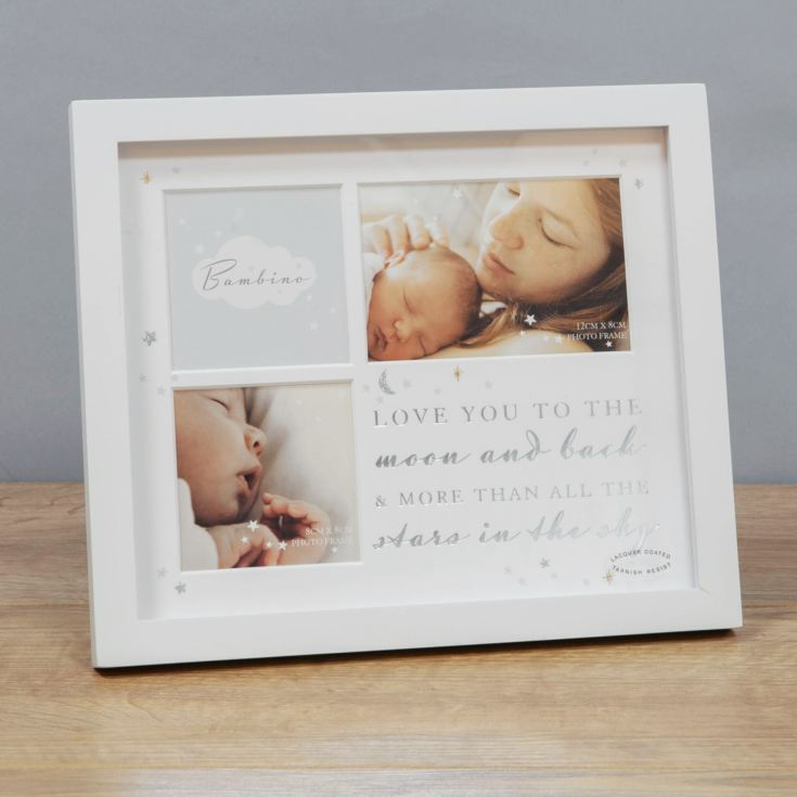 Bambino Photo Frame - Love You To The Moon product image