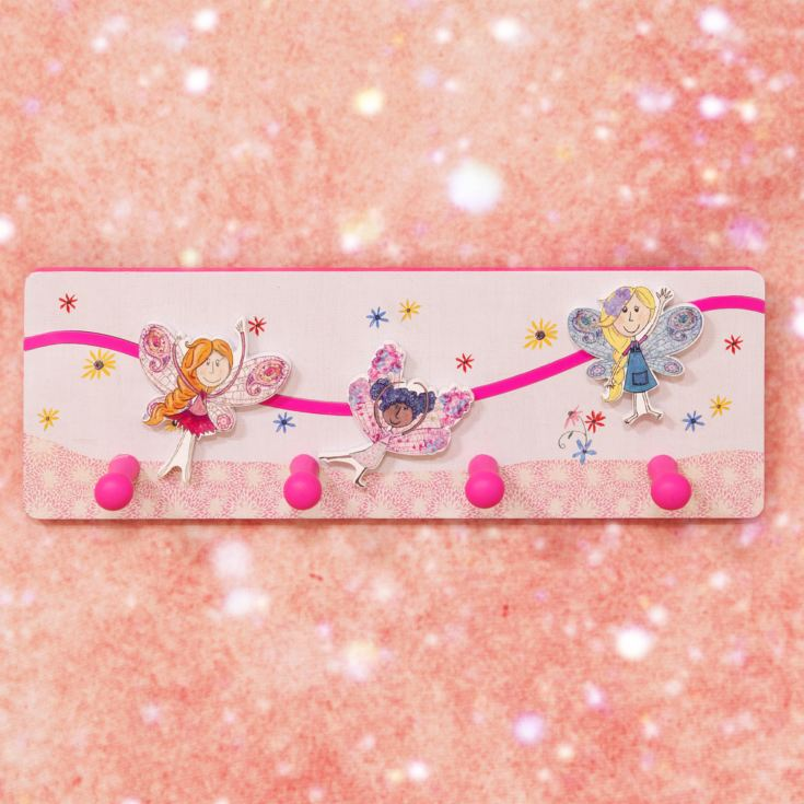 Magical Fairy Rack of Coat Hooks product image