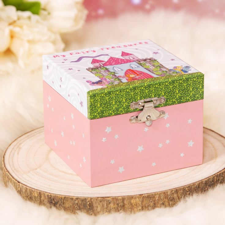 Magical Fairy Musical Jewellery Box product image
