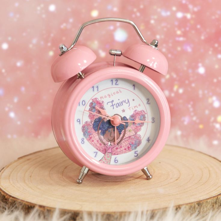 Magical Fairy Double Bell Alarm Clock product image