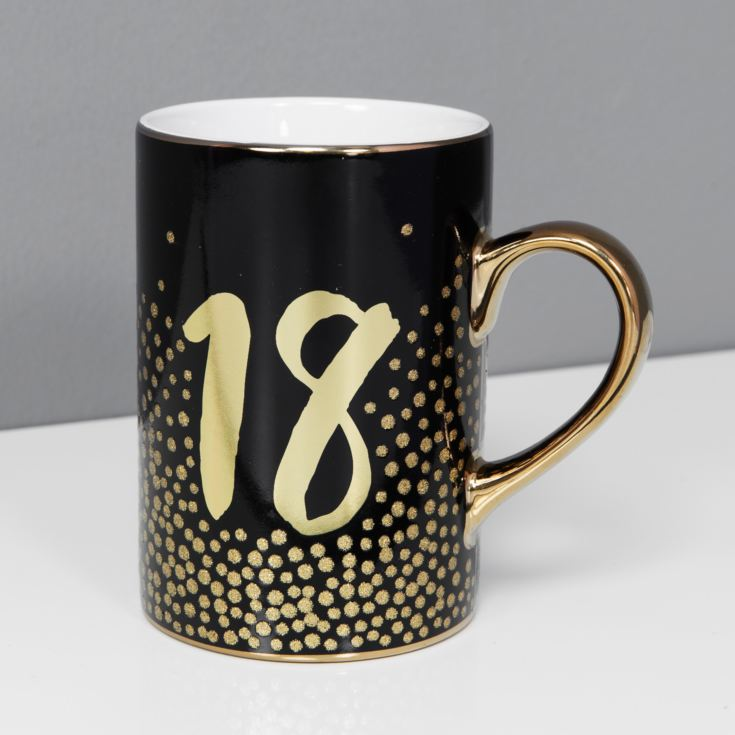 Signography Mug with Metallic Gold - 18 product image
