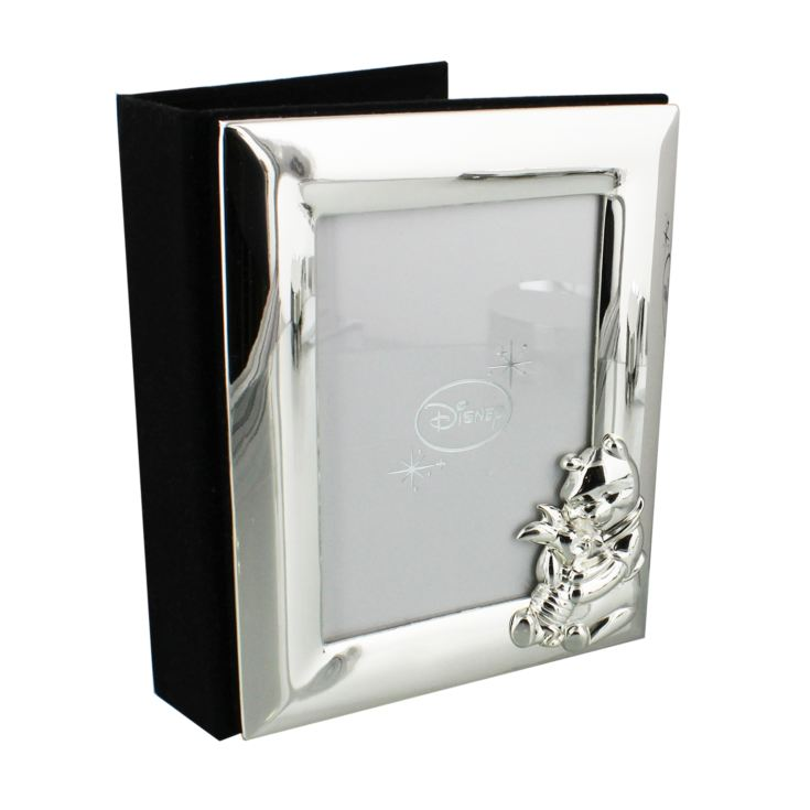 Disney Winnie the Pooh Silver Plated Photo Album product image