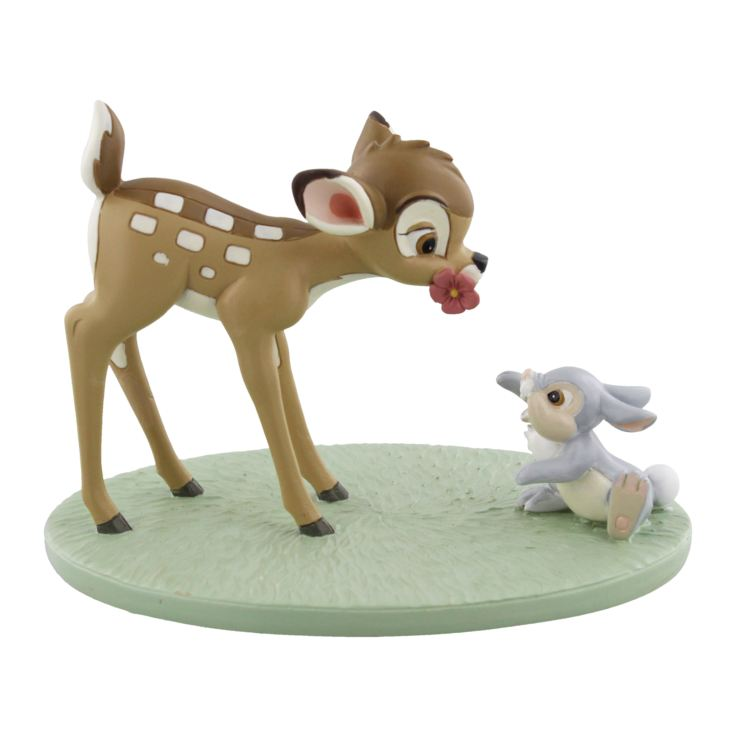 Disney Magical Moments Figurine - Bambi & Thumper product image