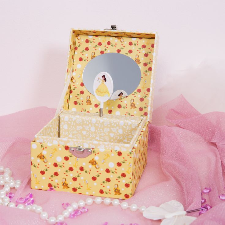 Disney Princess Musical Jewellery Box - Belle product image