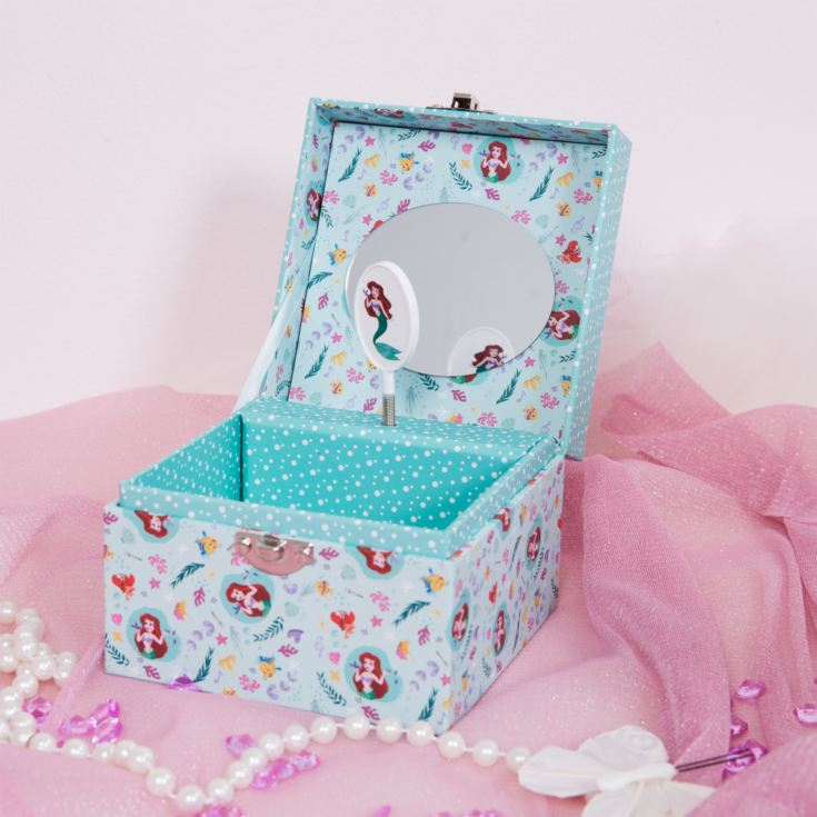 Disney Princess Musical Jewellery Box - Ariel product image