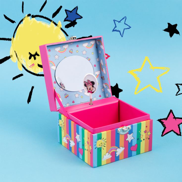 Disney Musical Jewellery Box - Rainbows Make Me Smile product image