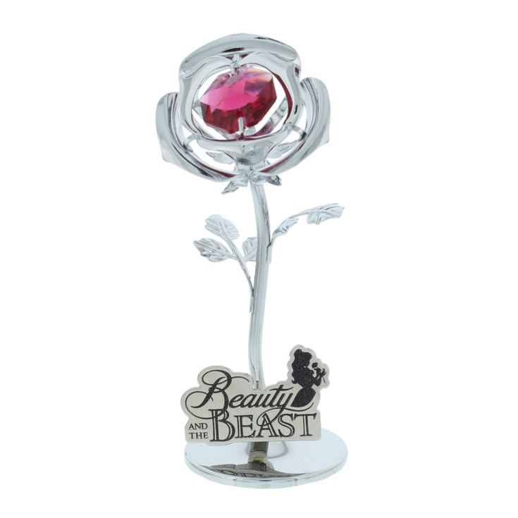 Disney Rose Beauty & The Beast with Crystals From Swarovski® product image
