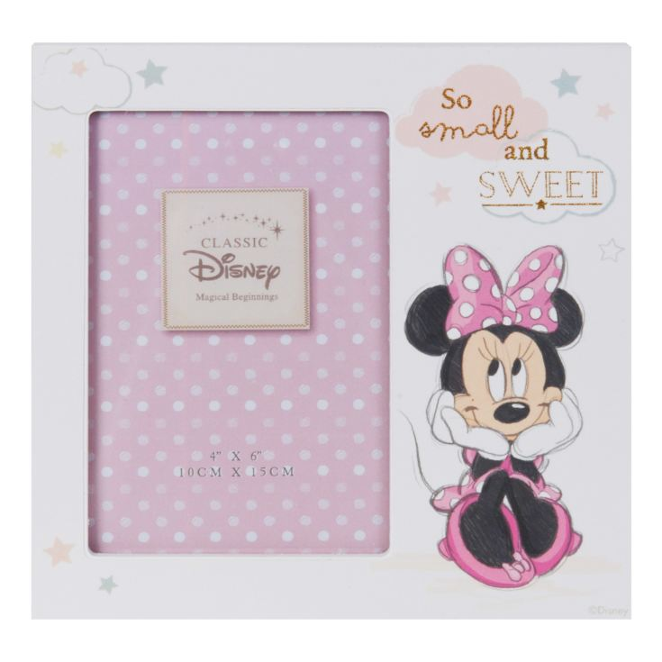 "4"" x 6"" - Disney Magical Beginnings Frame - Minnie product image"