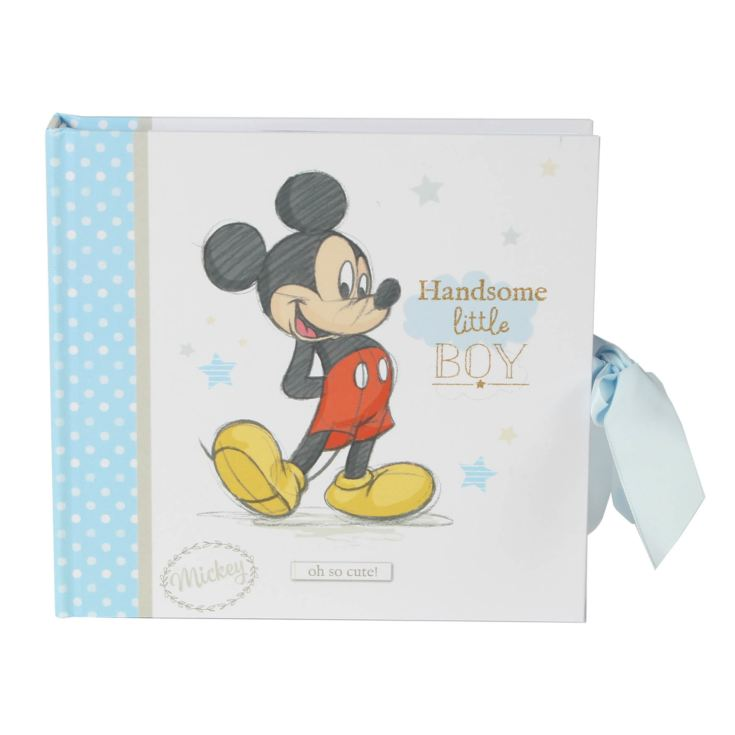 "Disney Magical Beginnings Photo Album 4"" x 6"" - Mickey product image"