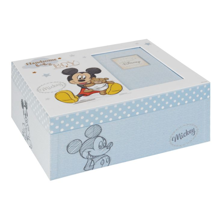 Disney Magical Beginnings Keepsake Photo Box - Mickey product image