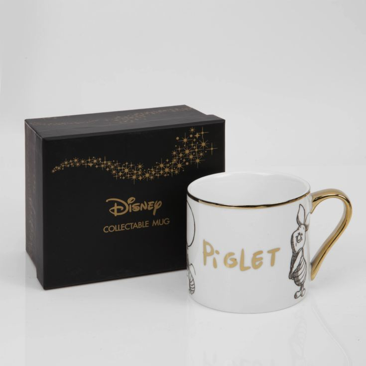 Disney Classic Collectable New Bone China Mug - Piglet product image