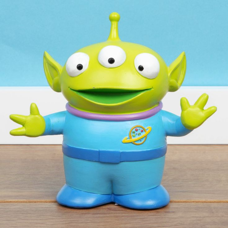 Disney Pixar Toy Story 4 Alien Money Bank product image