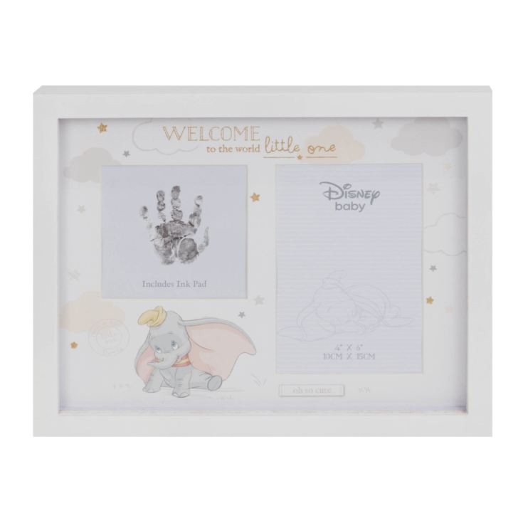 Disney Magical Beginnings Photo & Hand Print Frame - Dumbo product image