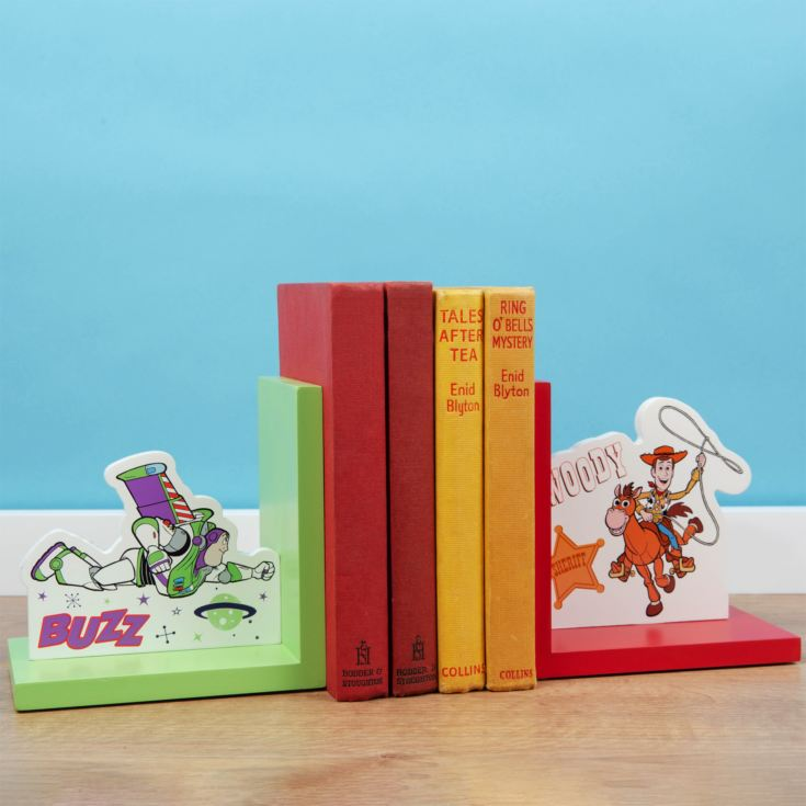 Disney Toy Story 4 Buzz & Woody Bookends product image