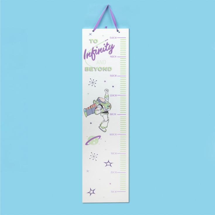 Disney Toy Story 4 Buzz Lightyear Height Chart product image