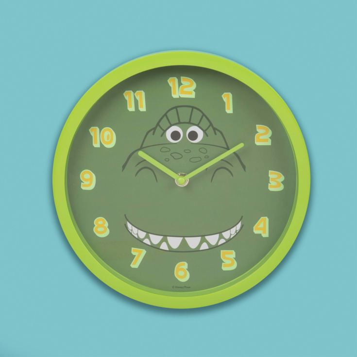 Disney Toy Story 4 Rex Wall Clock product image