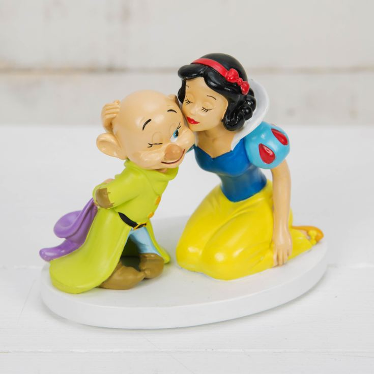 Disney Magical Moments Figurine - Snow White & Dopey product image