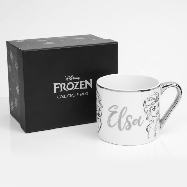 Disney Classic Collectable New Bone China Mug - Elsa product image