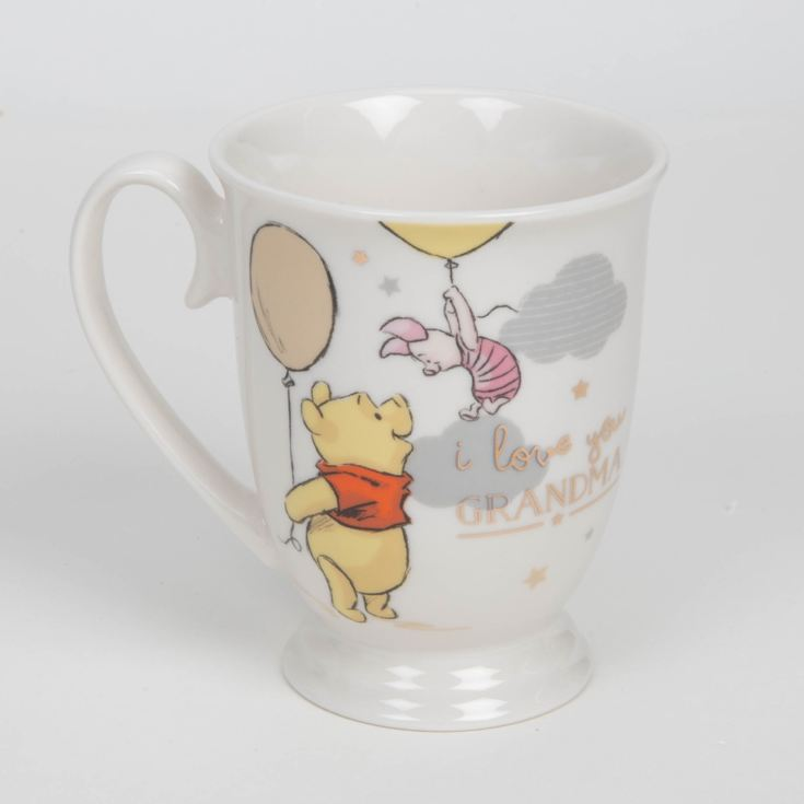 Disney Magical Beginnings Pooh Mug - I Love You Grandma product image