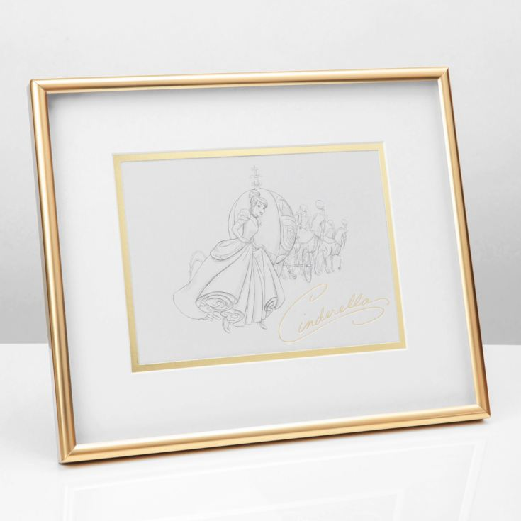 Disney Classic Collectables Framed Print - Cinderella product image