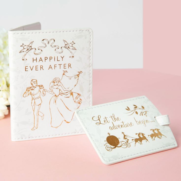 Disney Happily Ever After Passport Holder & Luggage Tag Set product image