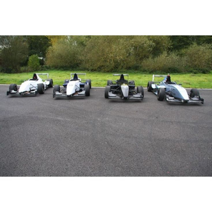 Extended Formula Renault Racing Car Experience - Special Offer product image